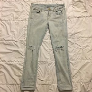 American Eagle Outfitters Jeans - AEO | Skinny Destroyed Jeans | SZ 12R